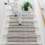 keeping carpet stairs clean