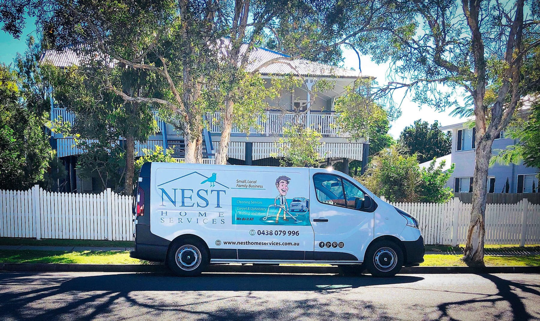 Nest Domestic House Cleaning Brisbane